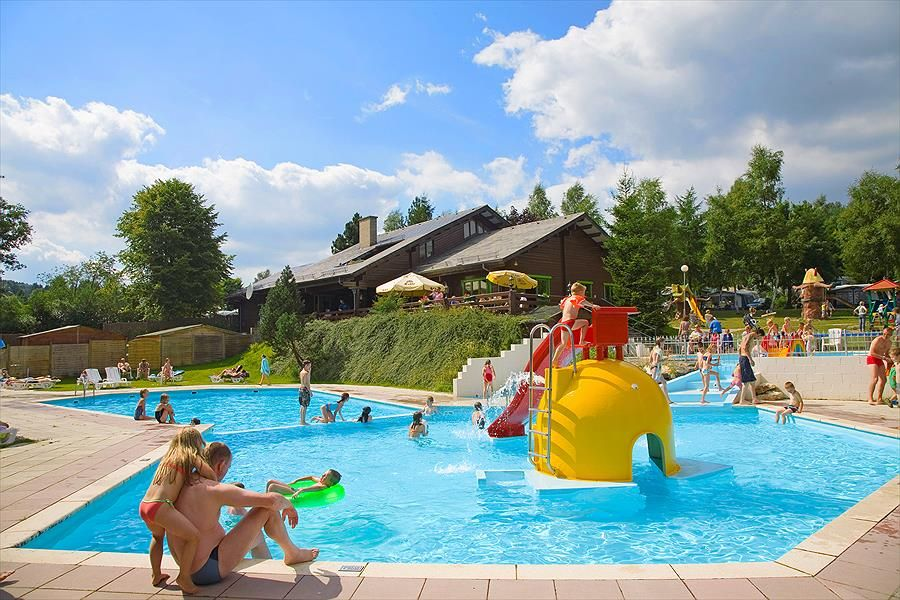 BestCamp Ardennen Camping Petite Suisse ****