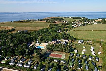 Camping de Bordenéo Morbihan
