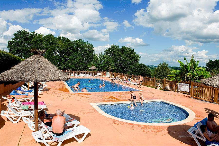 Camping Le Mas in Les Eyzies/Sireuil