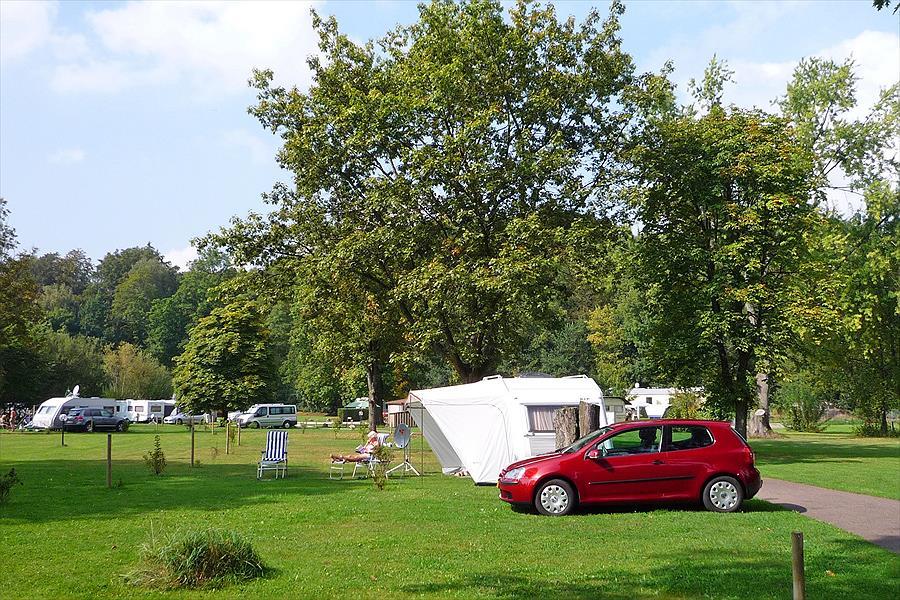Camping  AZUR Cp Ellwangen ad Jagst
