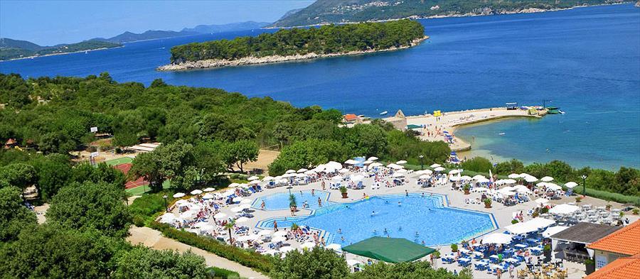 campsite Dubrovnik-Neretva