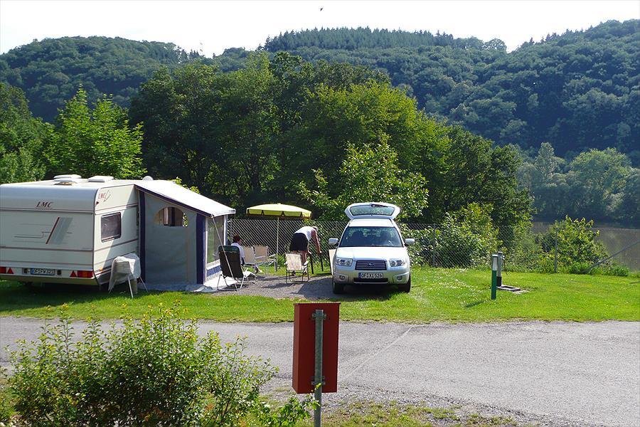 Camping  Camping Main Spessart Park