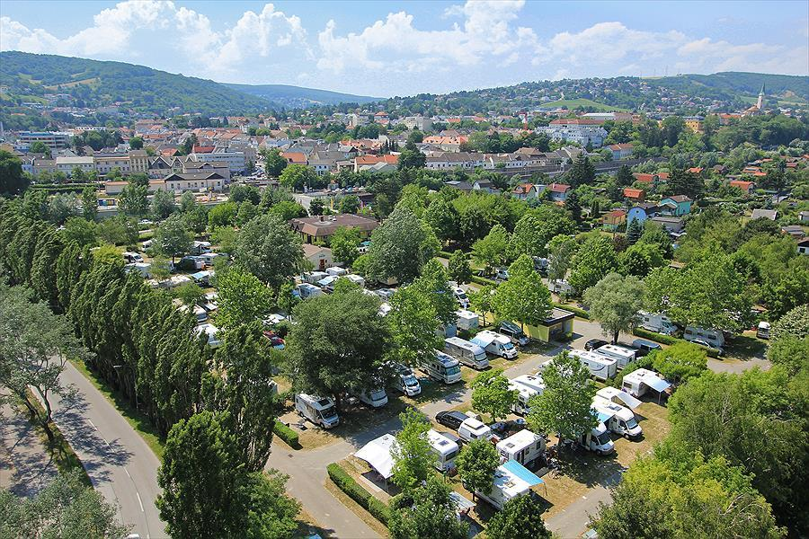 Donaupark Camping Klosterneuburg