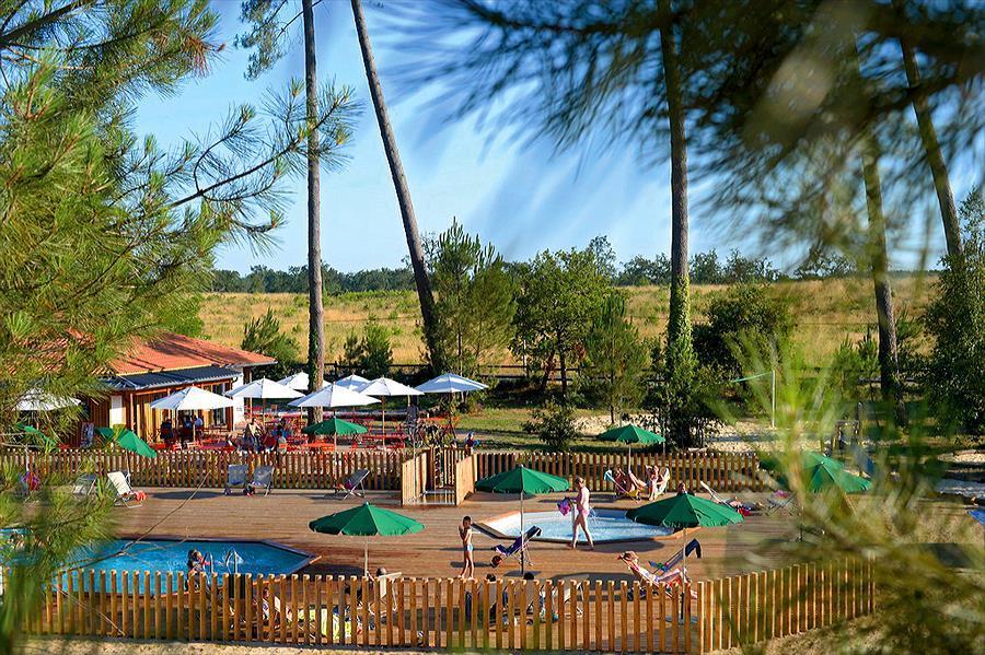Camping Huttopia Landes Sud ***